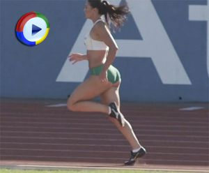 MIchelle Jenneke's World Star Hip Hop Video