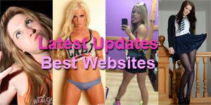The latest sexy updates from the best websites