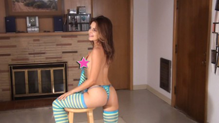 Kristy strips on Northwest Beauties - Video 21