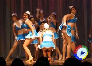 Air Stewardesses Upskirt Video