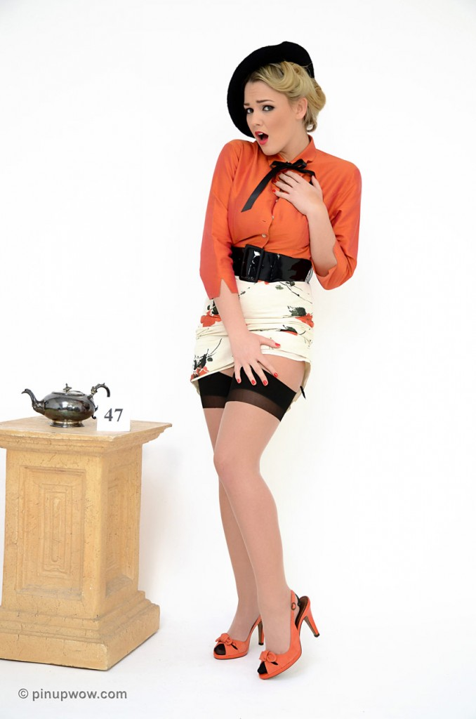 Jodgie Gasson Pinup WOW Gallery