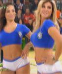 Brazilian Girls Playing Twister