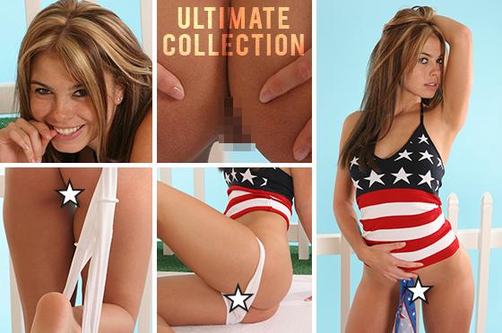 Kari Sweets Pussy Opps - American Girl