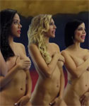 TV Presenters Nude for Copa America