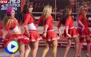 Miniskirt Upskirt Dancers