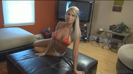 Holly shows off her lovely body for WPL Productions