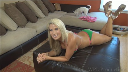 Super Cute Blonde Girl Holly - WPL Productions