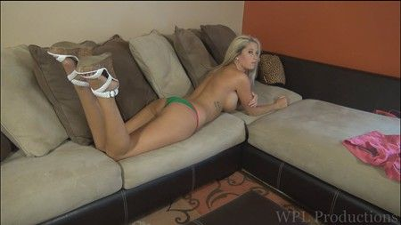 Holly posing for WPL Productions - Video 7