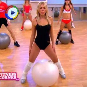 Fitness Corner Videos