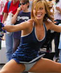 Cheerleader Upskirts in High Resolution