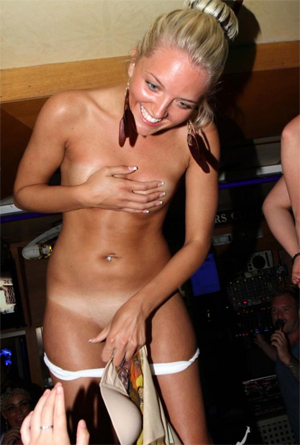 Real Party Girl ENF - Real Girls Gone Bad