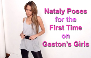 Nataly on Gaston's Girls