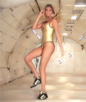 Kate Upton's Zero Gravity Video