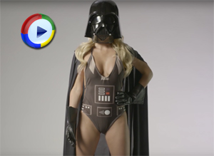 Sara Jean Underwood - Lost Star Wars Auditions