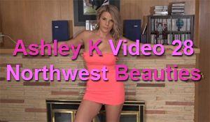 Ashley K on Northwest Beauties - Video 28