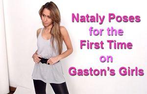Nataly on Gaston's Girls