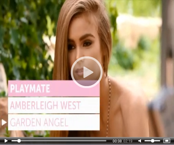*Video:playboy playmate amberleigh west