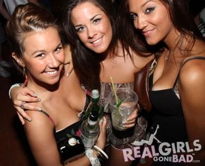 Real Girls Gone Bad - Bar Crawl