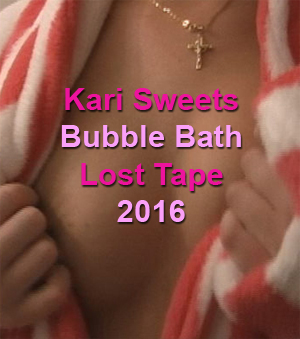 Kari Sweets Bubble Bath Lost Tape