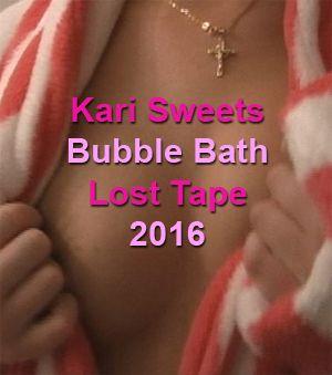 Kari Sweets Bubble Bath Lost Tape