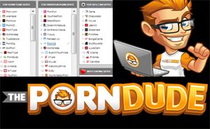 The Porn Dude Adult Directory