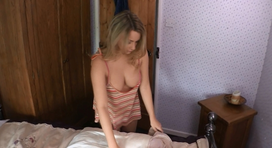 Watch Penny Lee closely for nip slip moments