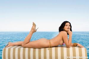 Ana Dravinec - Playboy