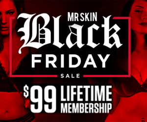 Mr Skin Lifetime Membership - Black Friday