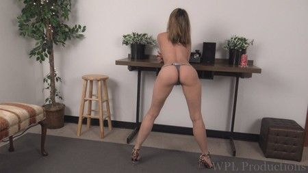 Briella has a sexy and fit ass