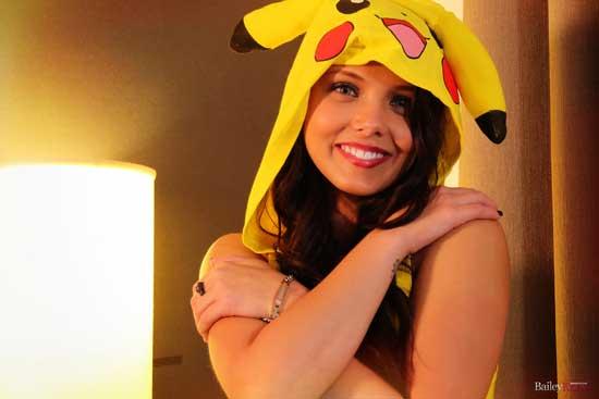 A super rare Pokemon called Bailey Knox