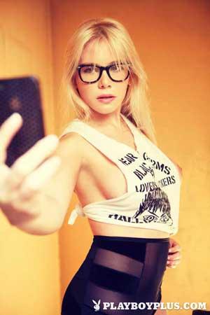 Playboy Argentina Girl - Macarena Lemos