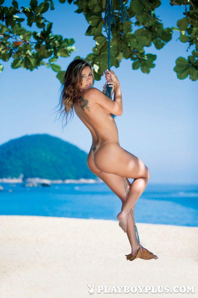 Marcella Matos - Playboy