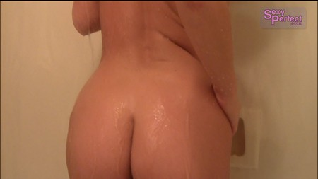 Charlie Kristine shows her naked ass