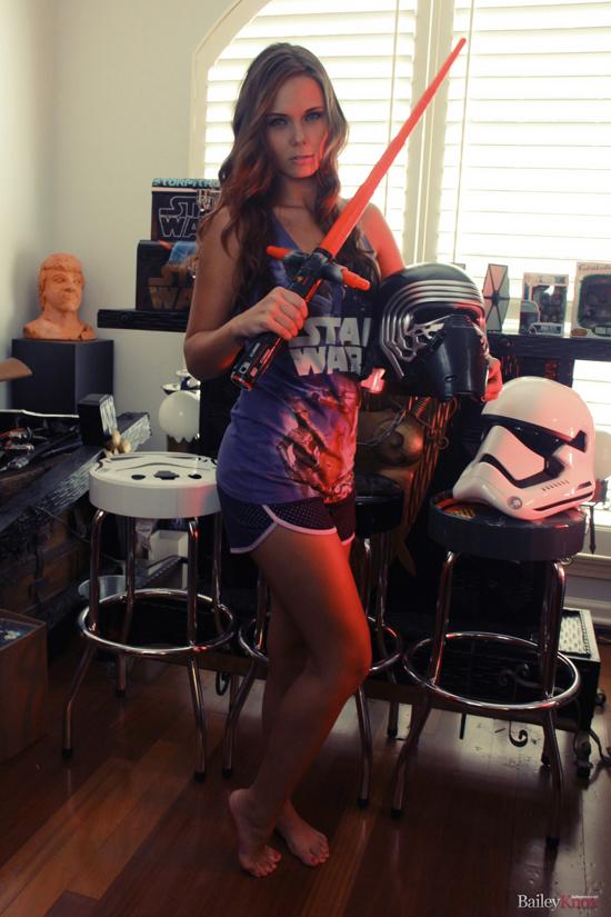 Bailey Knox Star Wars Cosplay