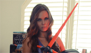 Bailey Knox Star Wars Strip Tease – Kylo Ren