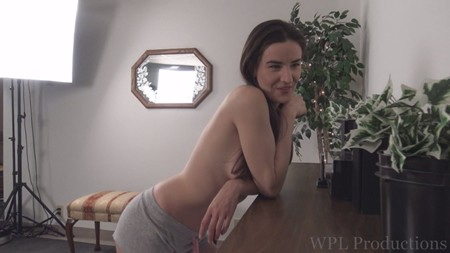 Dakota posing and teasing for WPL Productions