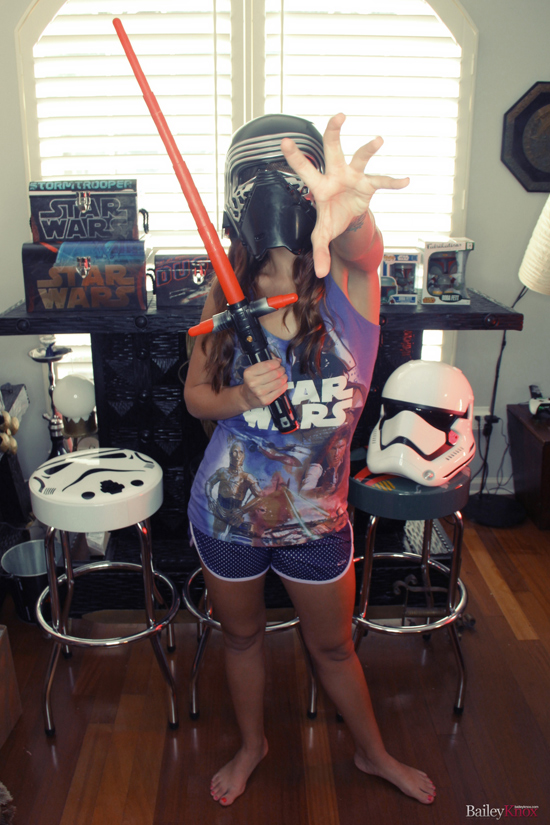 Bailey Knox Star Wars