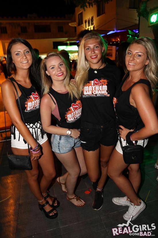 British Girls Gone Bad