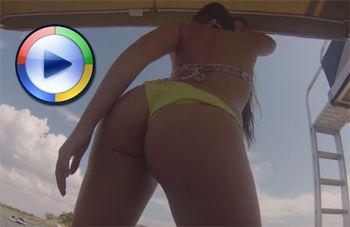 Mandy Kay Twerking Video