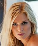 Beautiful blonde Eva-Maria Kromer gets naked for Playboy