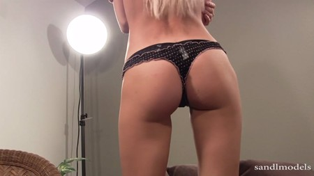 A cute ass