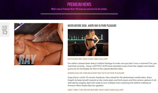 Naughty zipsets to download of girls like Kari Sweets, Brooke Marks and Bailey Knox