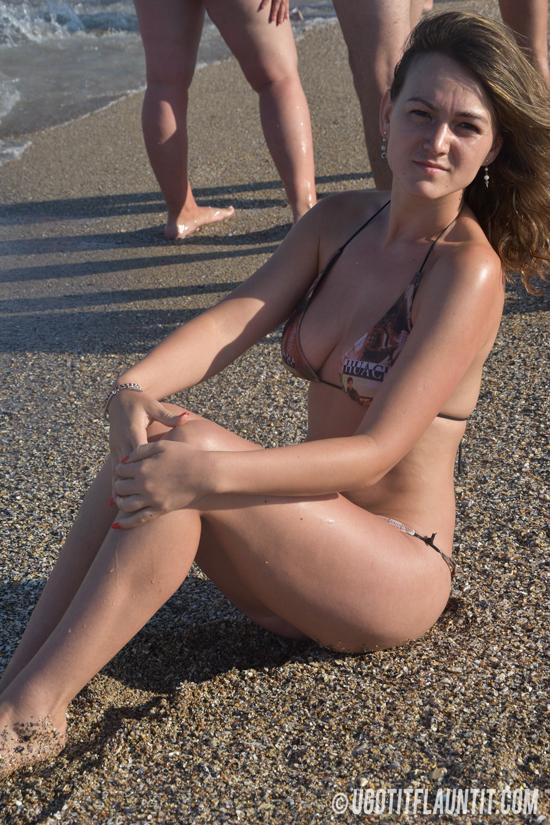 Bikini amateur girl