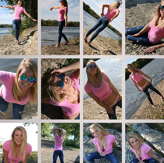 Meet Madden Gallery - Pink Tank