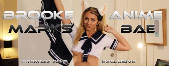 Brooke Marks Anime Girlfriend