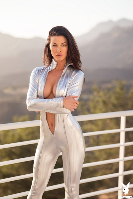 Playboy Playmate Jenny Watwood