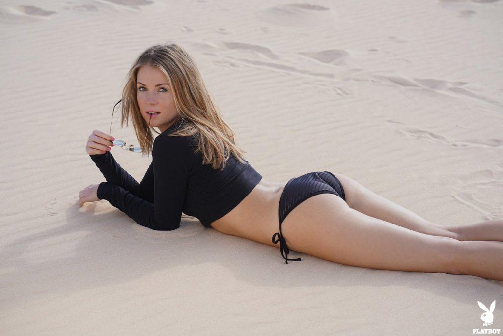 Kamila Joanna on Playboy