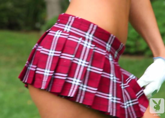 Golf miniskirt