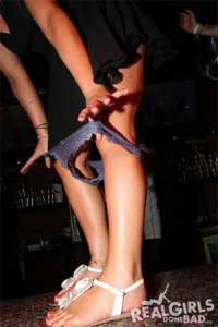 Real Girls Gone Bad - Panties Down On Stage