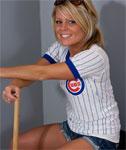 Baseball Girl Madden